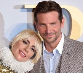 Леди Гага рассказала про роман с Брэдли Купером