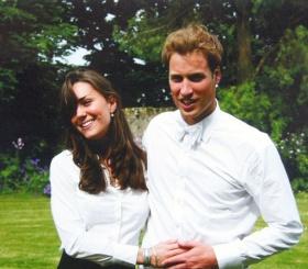 Кейт Миддлтон рассказала, как принц Уильям пытался ее завоевать в университете