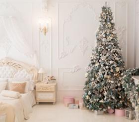 Модная елка: Тренды новогоднего декора