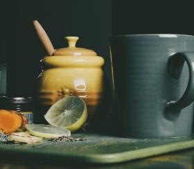 Учимся заваривать чай, который сжигает калории