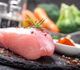 Рецепт дня: курица с овощами в рукаве