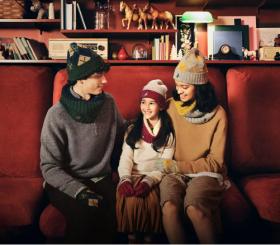 Зимние коллекции популярных брендов одежды