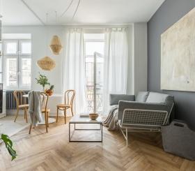 5 стильных идей для интерьера маленькой квартиры