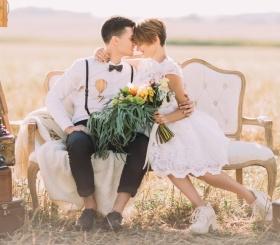 Самые популярные стили свадеб