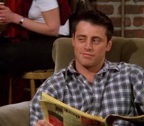 """Мэтт Леблан: самые смешные высказывания Джо из сериала """"Друзья"""""""